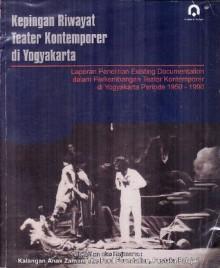 Teater Kontemporer : teater, kontemporer, Taman, Budaya, Yogyakarta