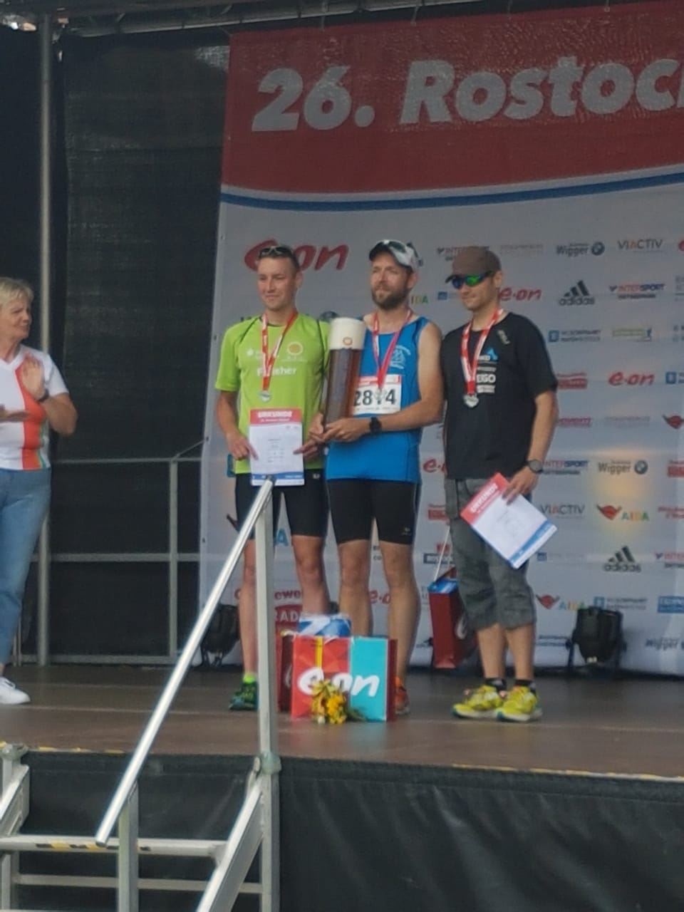FIKOianer auf dem Rennsteig und beim Citylauf erfolgreich