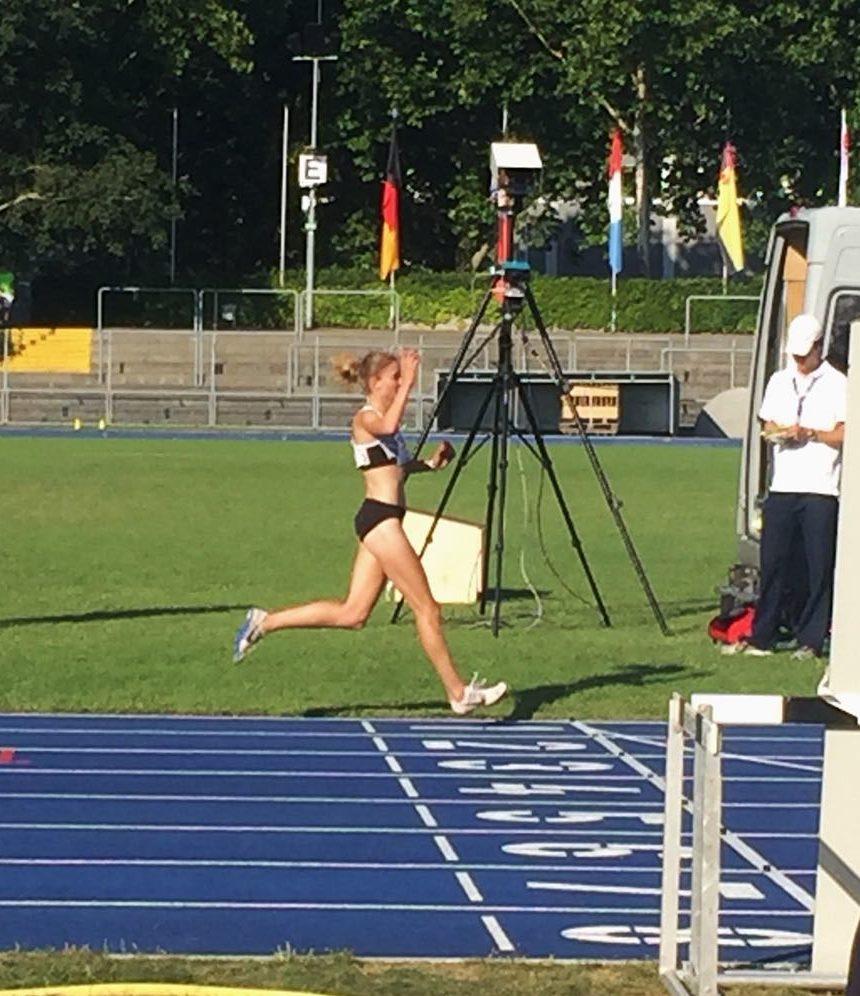 Deutsche U23-Meisterschaften der Leichtathletik - Marie Burchard holt Silber, Malte Propp auf Platz 8
