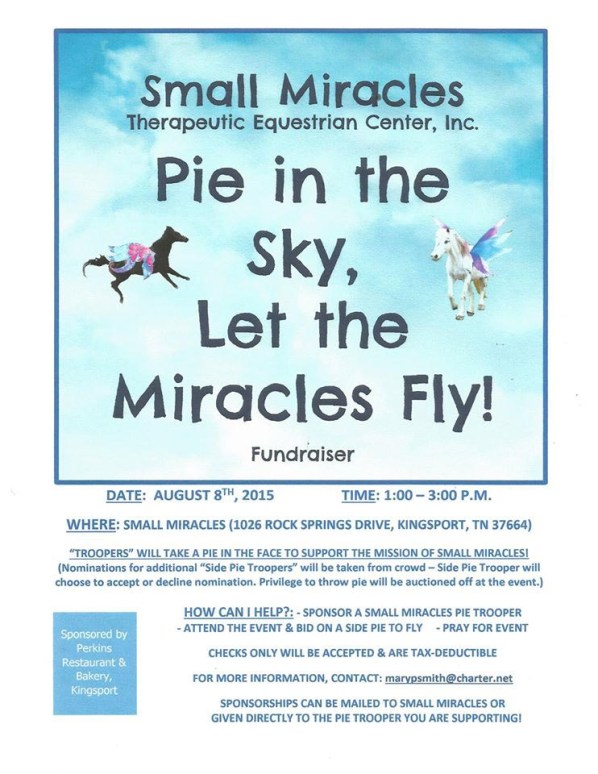 Small Miracles Pie in the Sky
