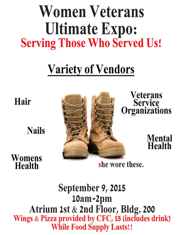 Women Veterans Expo