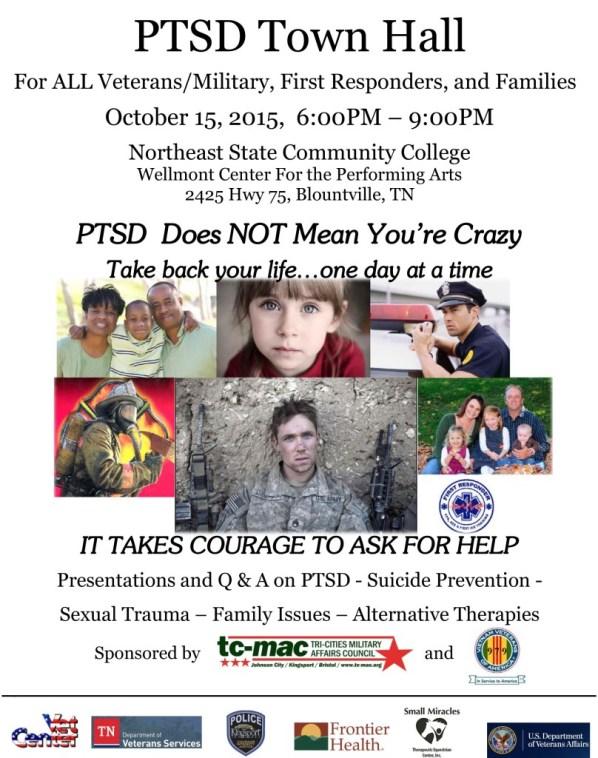 PTSD Town Hall Poster3B (1) 10.15