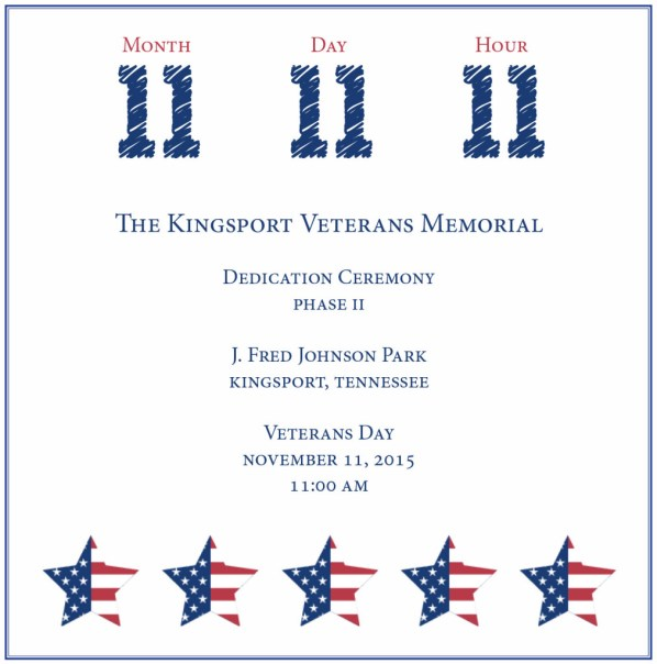Veterans Day Ceremony Invite (1)