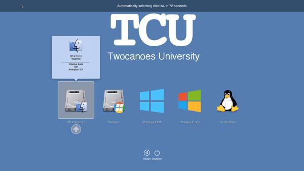 Twocanoes Software Announces Boot Runner 2 High