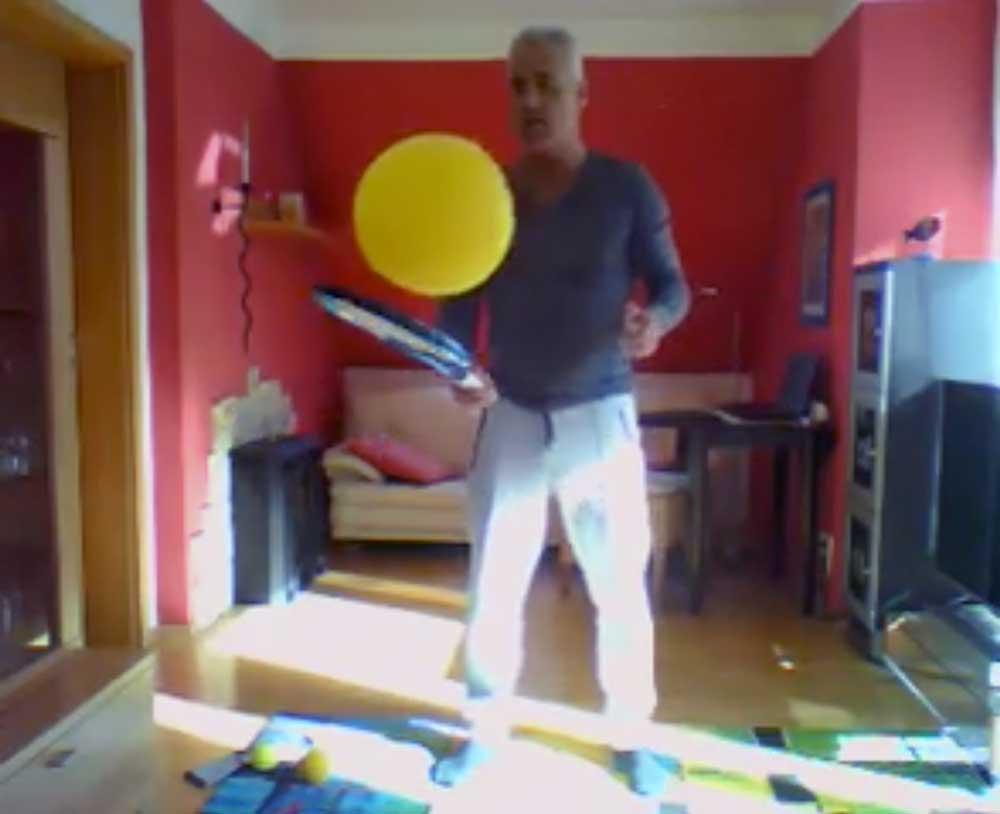 Trainingsvideos für Kinder und erwachsene Anfänger