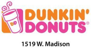 Dunkin Donut logo