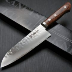 Good Kitchen Knives Standing Cabinets For Need Here S What To Buy The Home Twin Carbon Steel Nothing Sharpens Or Gets As Sharp But It Needs Be Pampered Full Are More Precise A Bit High