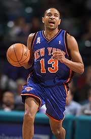 Former NBA Mark Jackson