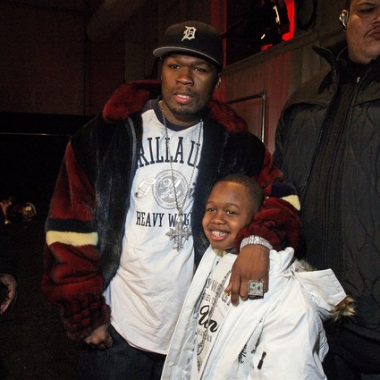 50 cents and son