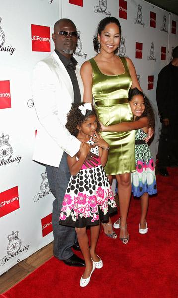 Kimora Lee Simmons and Family