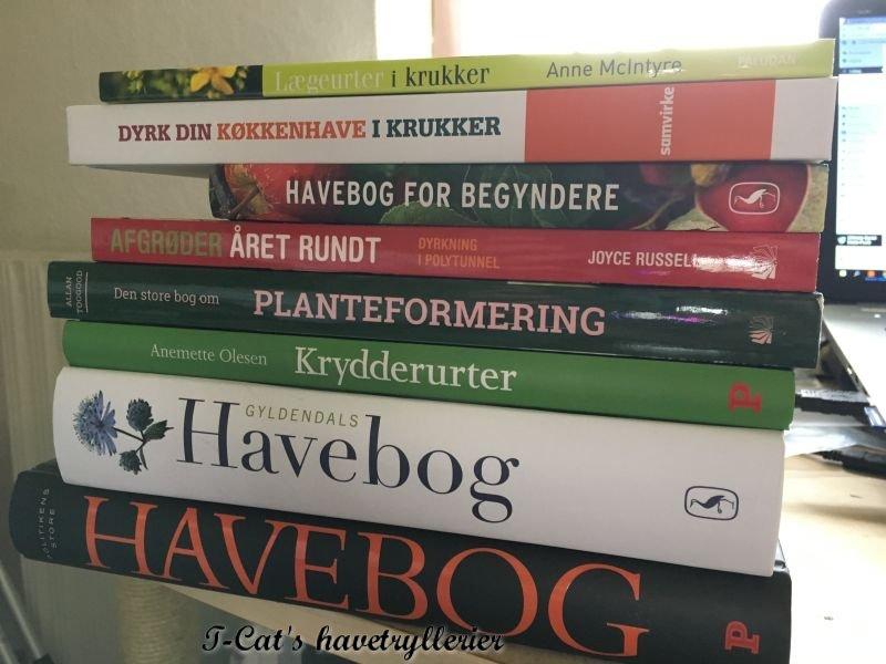 Nye havebøger