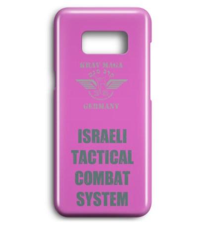 Israeli Tactical Combat System Samsung - Premium Case Handyhülle-5759