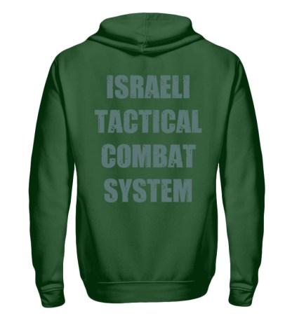 Israeli Tactical Combat System - Unisex Kapuzenpullover Hoodie-833