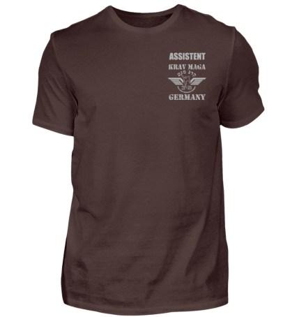 KMFG Assistent (Blue-Brown Belt) - Herren Premiumshirt-1074