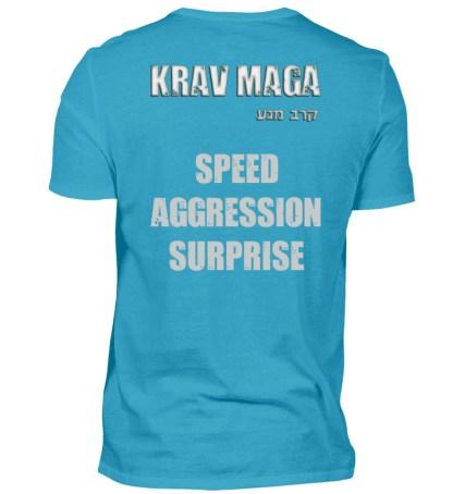 Speed Aggression Surprise - Herren Premiumshirt-3175