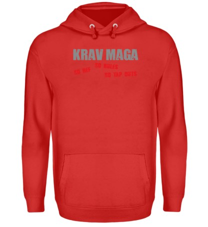No Ref - No Rules - No Tap Outs - Unisex Kapuzenpullover Hoodie-1565