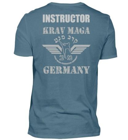 KMFG Instructor (Black Belt) - Herren Shirt-1230