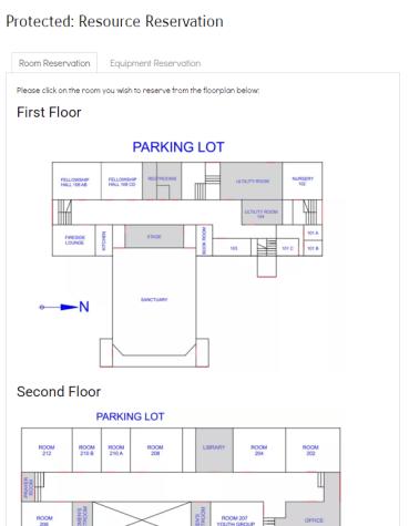 roombooking_landingpage