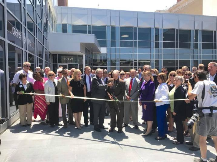 Ribbon Cutting Ceremony at the new SCC Urban Campus