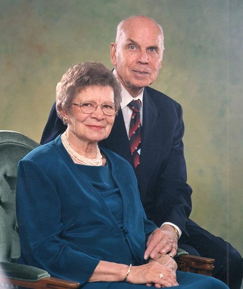 Helen and Stan Howe