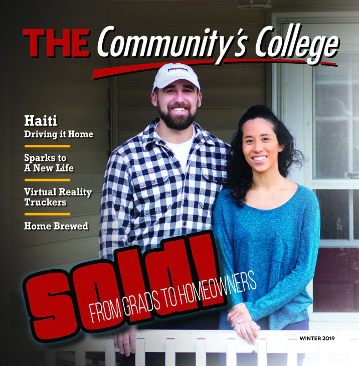 Cover of TCC Magazine Winter 2019 Issue
