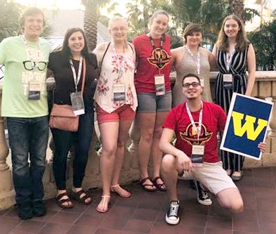MCC PTK Student group photo