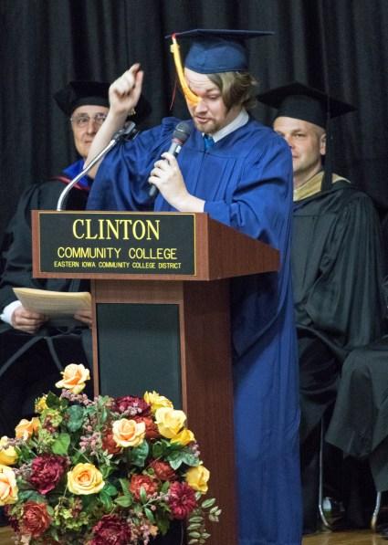 EICC Graduation Ceremonies