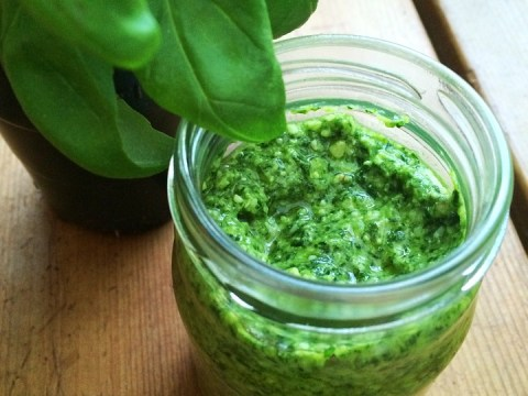 Jar of Gremolata