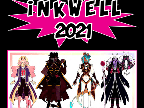 Inkwell 2021 Cover Image