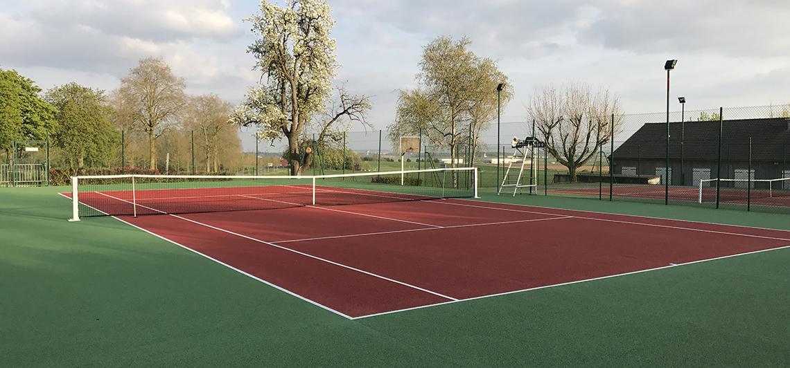 Court N° 2 © Tennis Club de Cormeilles-en-Vexin