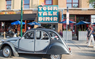 Le Town Talk Diner