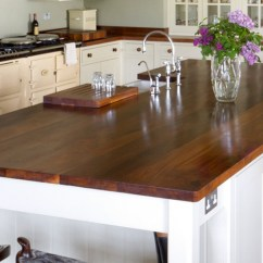 Kitchen Tops Wood Two Level Island How To Choose The Best Worktop Material Perfectionists