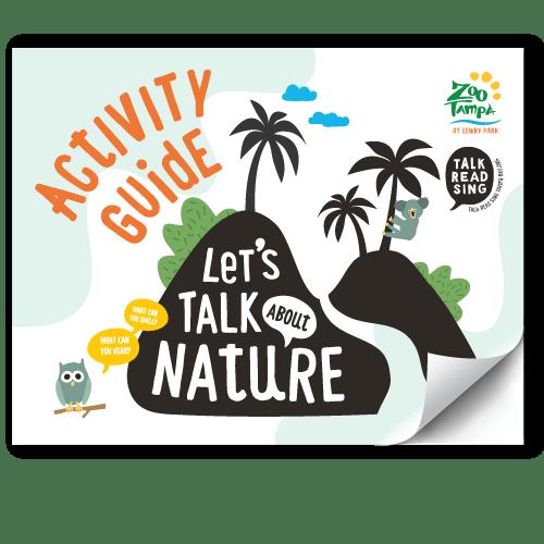 ZooTampa at Lowry Park activity guide, Tamara Chapman