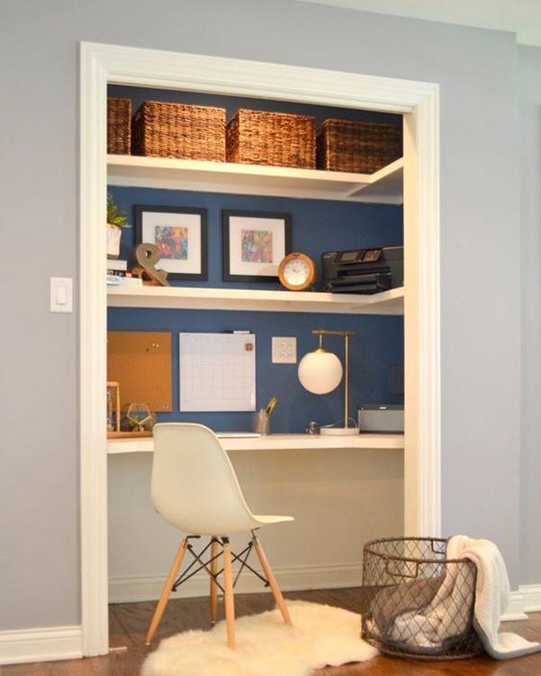 Ecco alcune idee, economiche, originali o di design, per arredare il. Ufficio In Casa 10 Idee Per Piccole Postazioni Di Lavoro