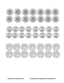 Coins Printable