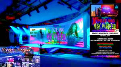 LADII TC N JUST POET ROBERT STAGE XPOZING AWARD TOUR AD