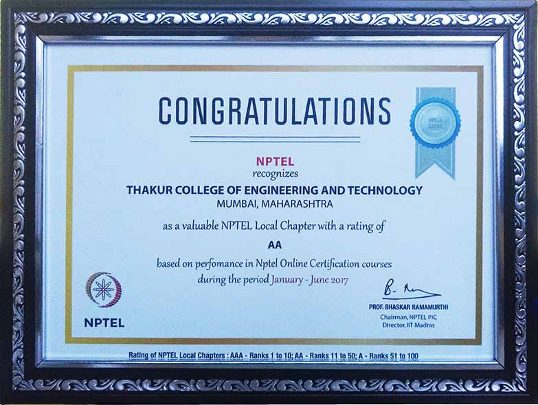 TCET Thakur College Of Engineering And Technology