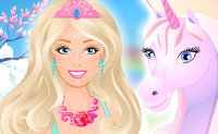 play barbie games on