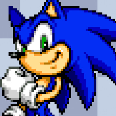 play sonic games on