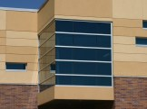 Glass work done by Tri-County Glass Inc. | Mid-Plains Community College - North Platte, NE