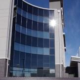 Glass work done by Tri-County Glass Inc. | Hampton Inn - Kearney, NE