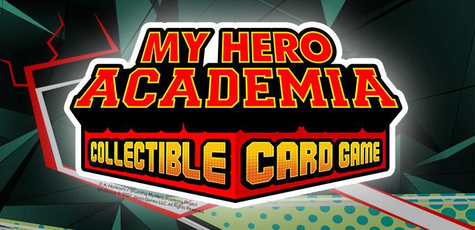 My Hero Academia Collectible Card Game