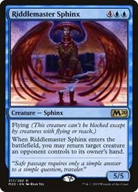 Riddlemaster Sphinx
