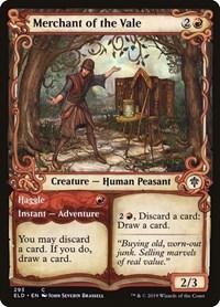 Merchant of the Vale // Haggle