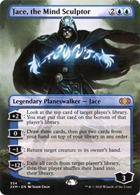 Jace, the Mind Sculptor (Toppers)