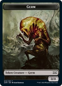 Germ // Thopter (026) Double-sided Token