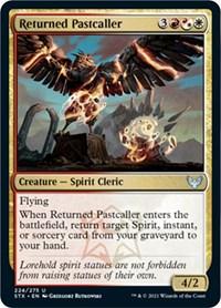 Returned Pastcaller