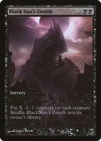 Black Sun's Zenith (Extended)