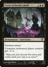 Curse of Death's Hold