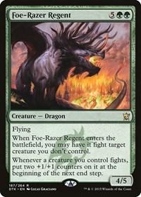Foe-Razer Regent